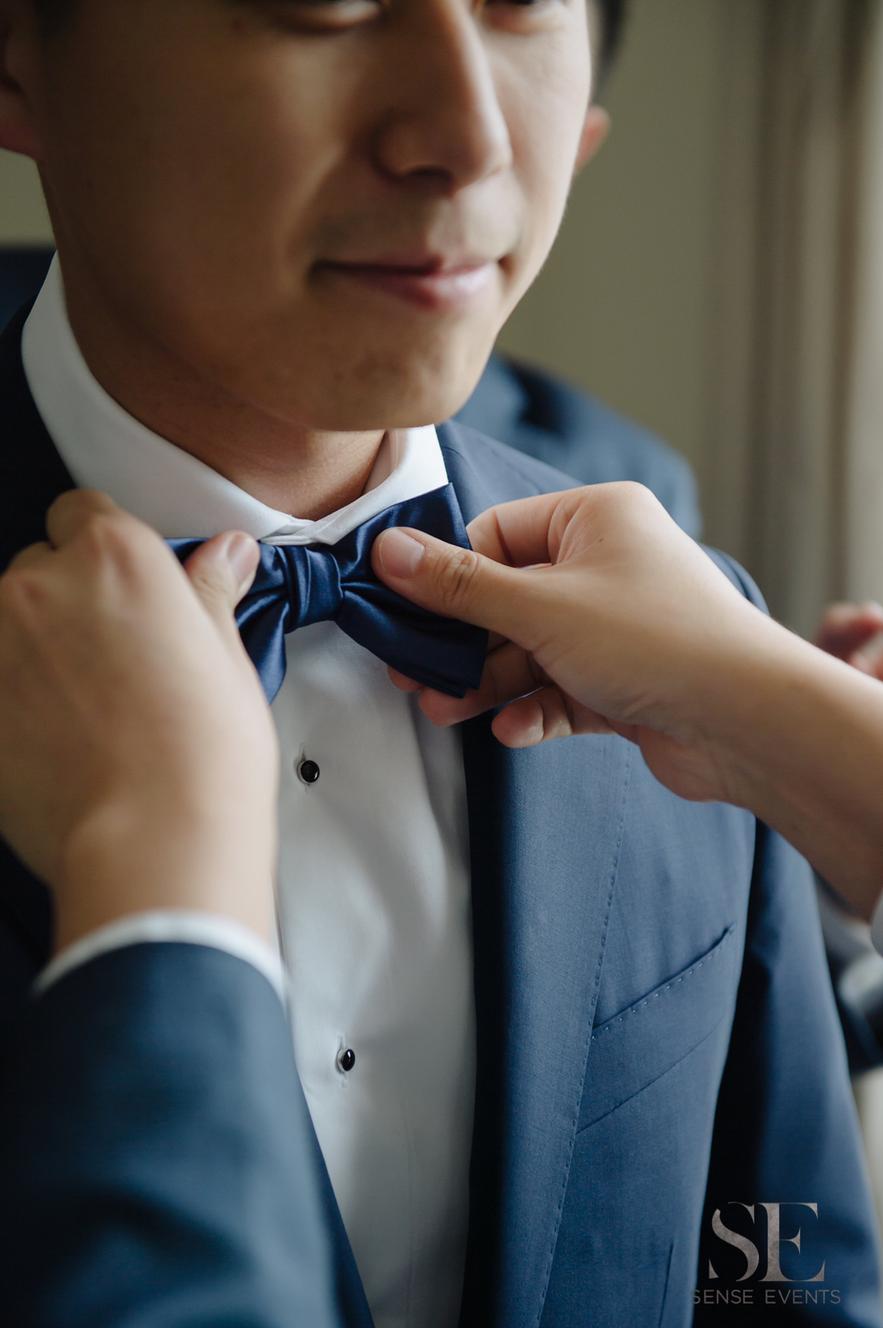 Kelly & Xinwen Wedding @ The Royal Ambassador-Sense Weddings & Events-多伦多婚礼策划-Get ready 3