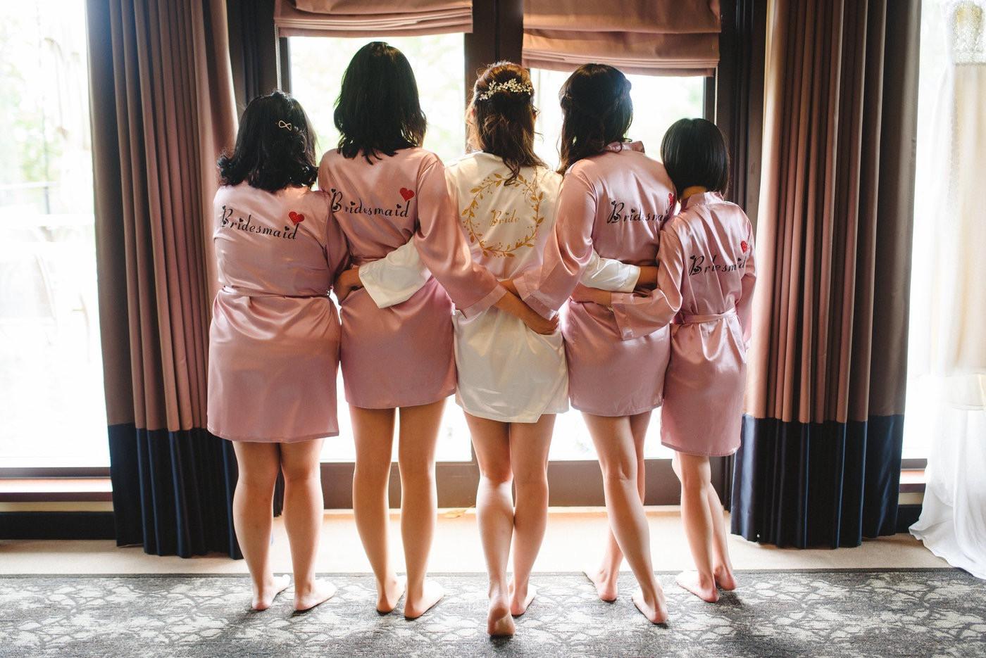 Change & Wei Wedding-Sense Events-多伦多婚礼策-Bridal party 2