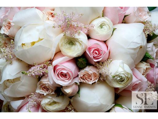 J & A wedding | The Estate of Sunny Brook | Bridal Bouquet