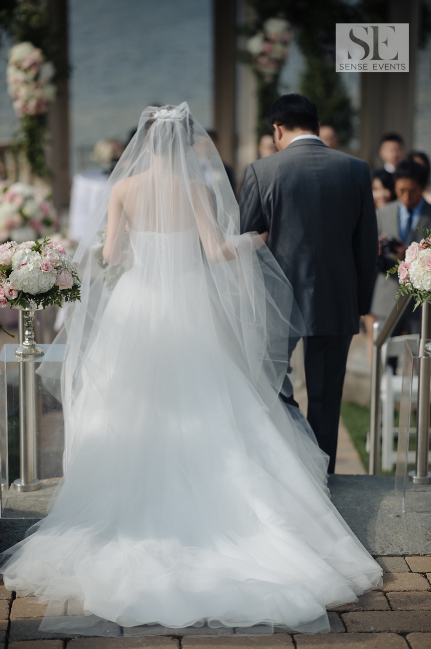 Kelly & Xinwen Wedding @ The Royal Ambassador-Sense Weddings & Events-多伦多婚礼策划-Ceremony