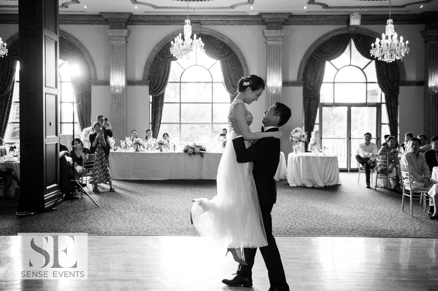 Kelly & Xinwen Wedding @ The Royal Ambassador-Sense Weddings & Events-多伦多婚礼策划-First Dance