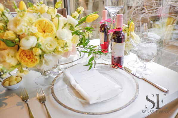 Ericas & Giggs Wedding at Ancaster Mill-Centrepieces 6
