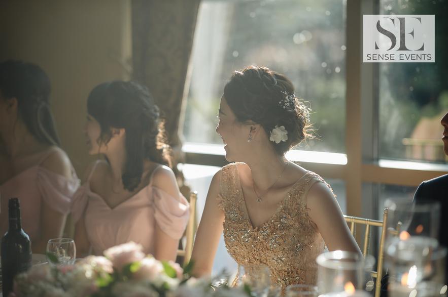Kelly & Xinwen Wedding @ The Royal Ambassador-Sense Weddings & Events-多伦多婚礼策划-Dinner