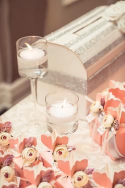 Sherry & Edwin Wedding -Avenue Banquet -Sense Weddings & Events-多伦多婚礼策划-Receiving Table 11.jpg