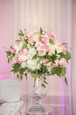Sherry & Edwin Wedding -Avenue Banquet -Sense Weddings & Events-多伦多婚礼策划-Centerpieces 8.jpg