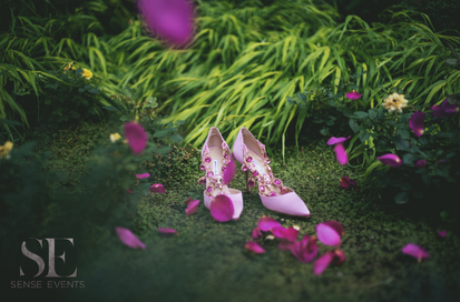 Cai & Chen Wedding -Shangri-La Hotel, Toronto -Sense Weddings & Events-Bride shoes.PNG
