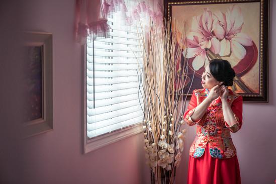 Sherry & Edwin Wedding -Avenue Banquet -Sense Weddings & Events-多伦多婚礼策划-Bride 3.jpg
