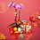 Thumbnail: Premium Wine and Orchid Gift Baket