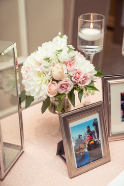 Sherry & Edwin Wedding -Avenue Banquet -Sense Weddings & Events-多伦多婚礼策划-Receiving Table 5.jpg