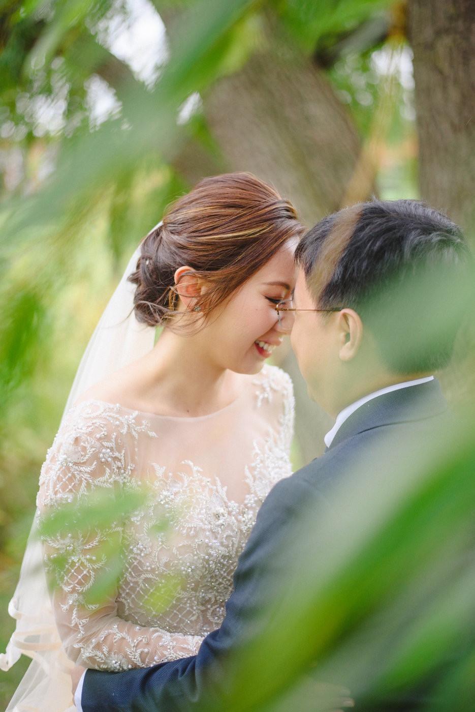 Change & Wei Wedding-Sense Events-多伦多婚礼策