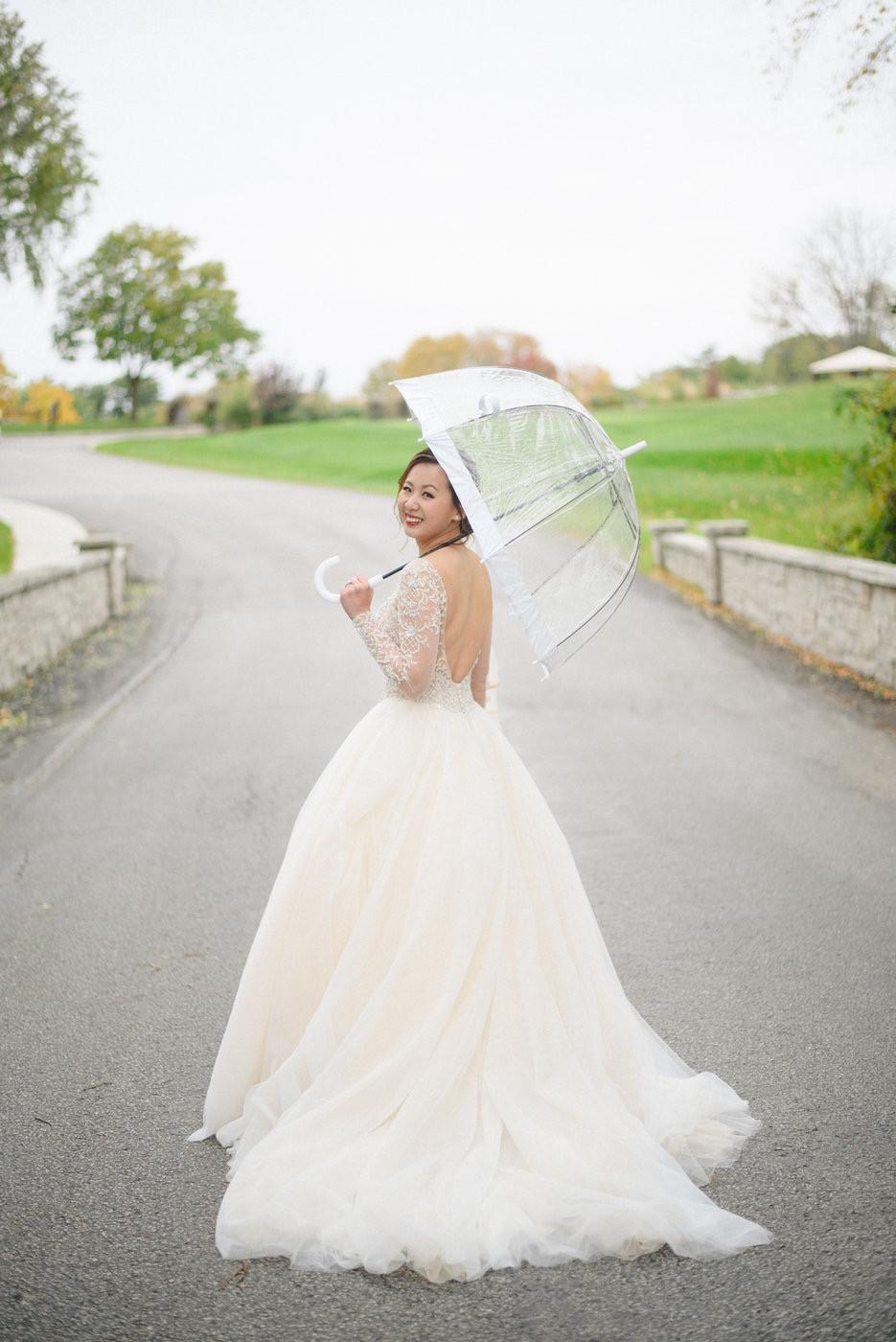 Change & Wei Wedding-Sense Events-多伦多婚礼策-Bride dress 2