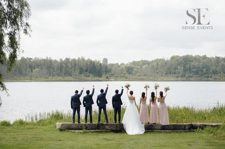 Kelly & Xinwen Wedding @ The Royal Ambassador-Sense Weddings & Events-多伦多婚礼策划-Photoshoot