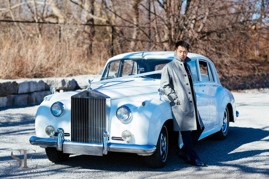 Mei & Louis Wedding -Madsen's Greenhouse Newmarket-Sense Weddings & Events-多伦多婚礼策划-Wedding Car.PNG