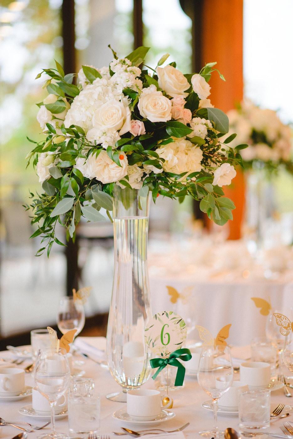 Change & Wei Wedding-Sense Events-多伦多婚礼策-wedding centerpieces