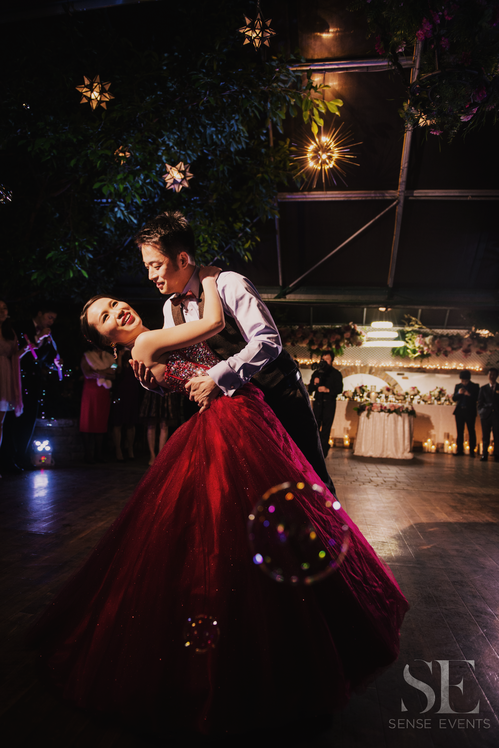 First Dance-Madsen's Garden