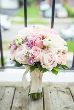 Sherry & Edwin Wedding -Avenue Banquet -Sense Weddings & Events-多伦多婚礼策划-Bridal Bouquet.jpg