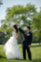 Kelly&Tony Wedding-Bride and Groom4-Sens
