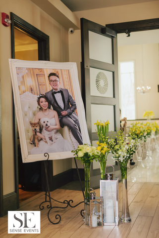 Ericas & Giggs Wedding at Ancaster Mill - Ceremony 7
