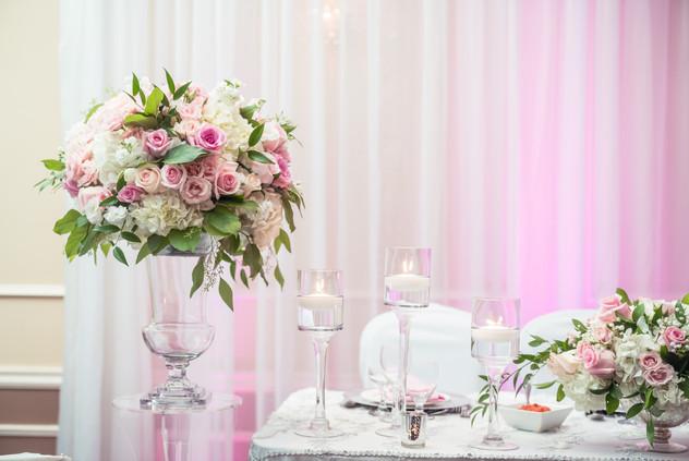 Sherry & Edwin Wedding -Avenue Banquet -Sense Weddings & Events-多伦多婚礼策划-Centerpieces 4.jpg