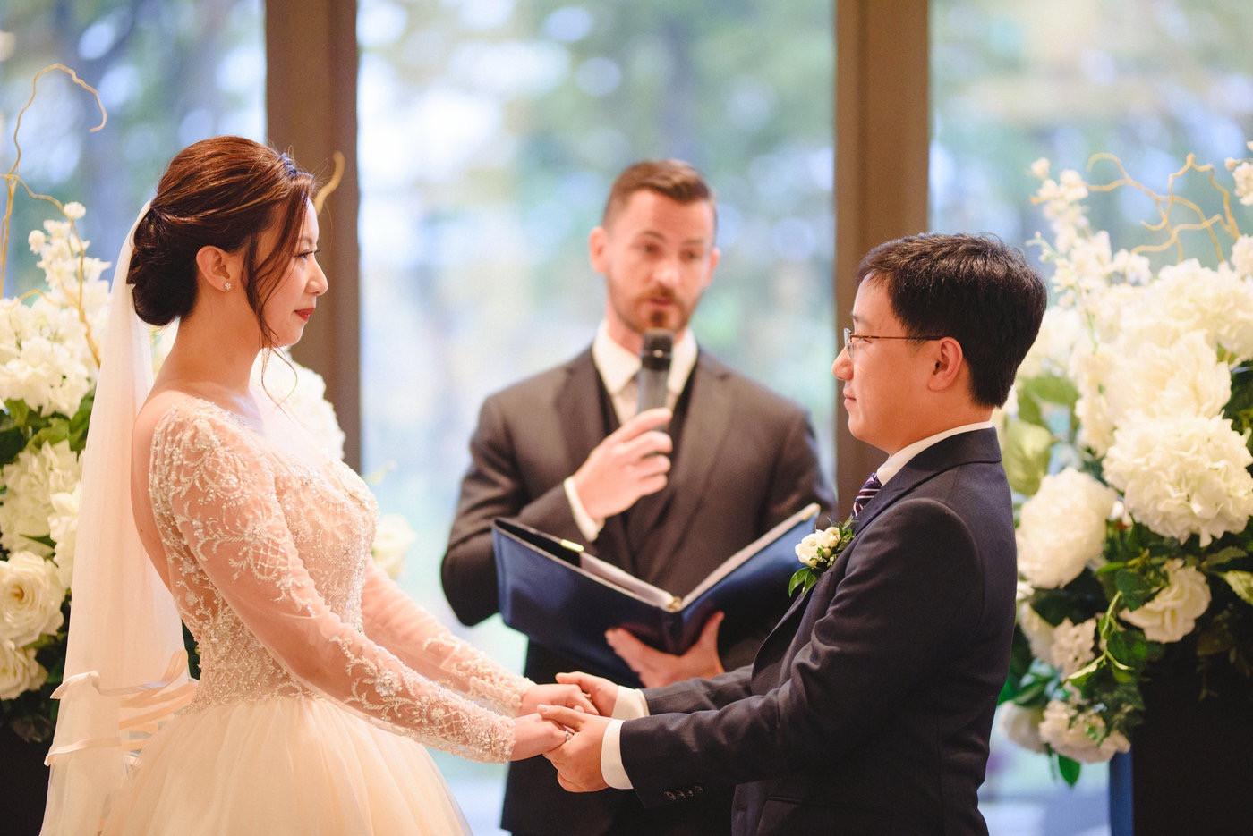 Change & Wei Wedding-Sense Events-多伦多婚礼策-wedding ceremony