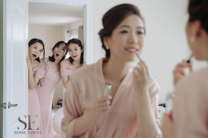 Kelly & Xinwen Wedding @ The Royal Ambassador-Sense Weddings & Events-多伦多婚礼策划-Get ready 2