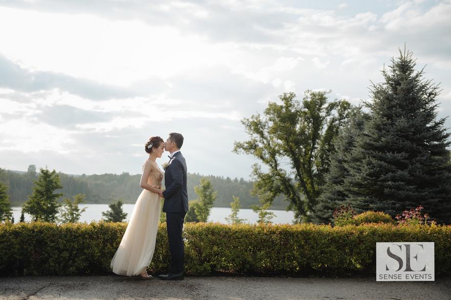 Kelly & Xinwen Wedding @ The Royal Ambassador-Sense Weddings & Events-多伦多婚礼策划-First Look