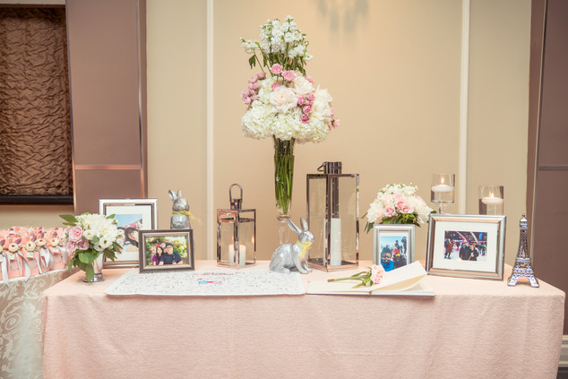 Sherry & Edwin Wedding -Avenue Banquet -Sense Weddings & Events-多伦多婚礼策划-Receiving Table 4.jpg