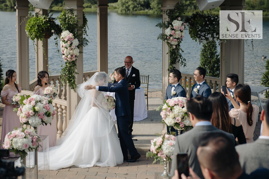 Kelly & Xinwen Wedding @ The Royal Ambassador-Sense Weddings & Events-多伦多婚礼策划-Ceremony 3
