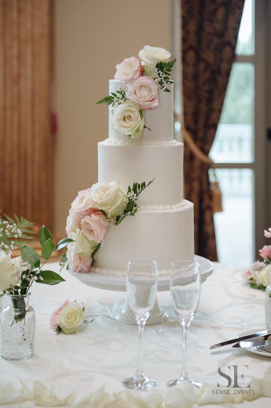 Kelly & Xinwen Wedding @ The Royal Ambassador-Sense Weddings & Events-多伦多婚礼策划-Wedding Cake