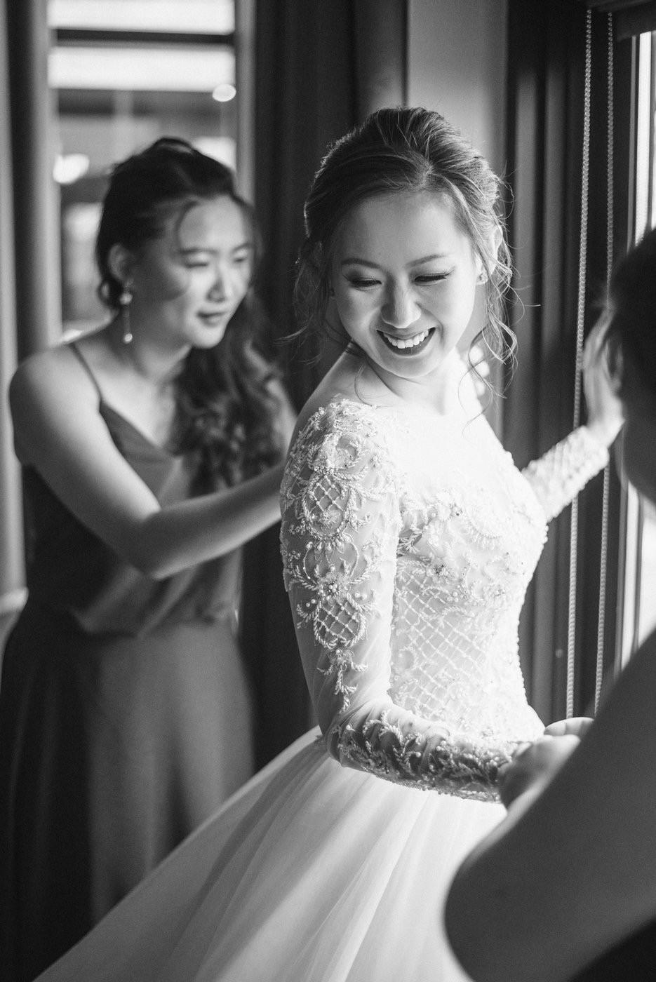 Change & Wei Wedding-Sense Events-多伦多婚礼策-Bridal party 5
