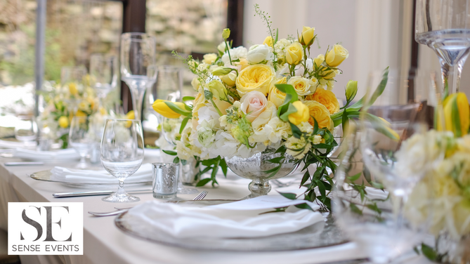 Ericas & Giggs Wedding at Ancaster Mill-Centrepieces 5