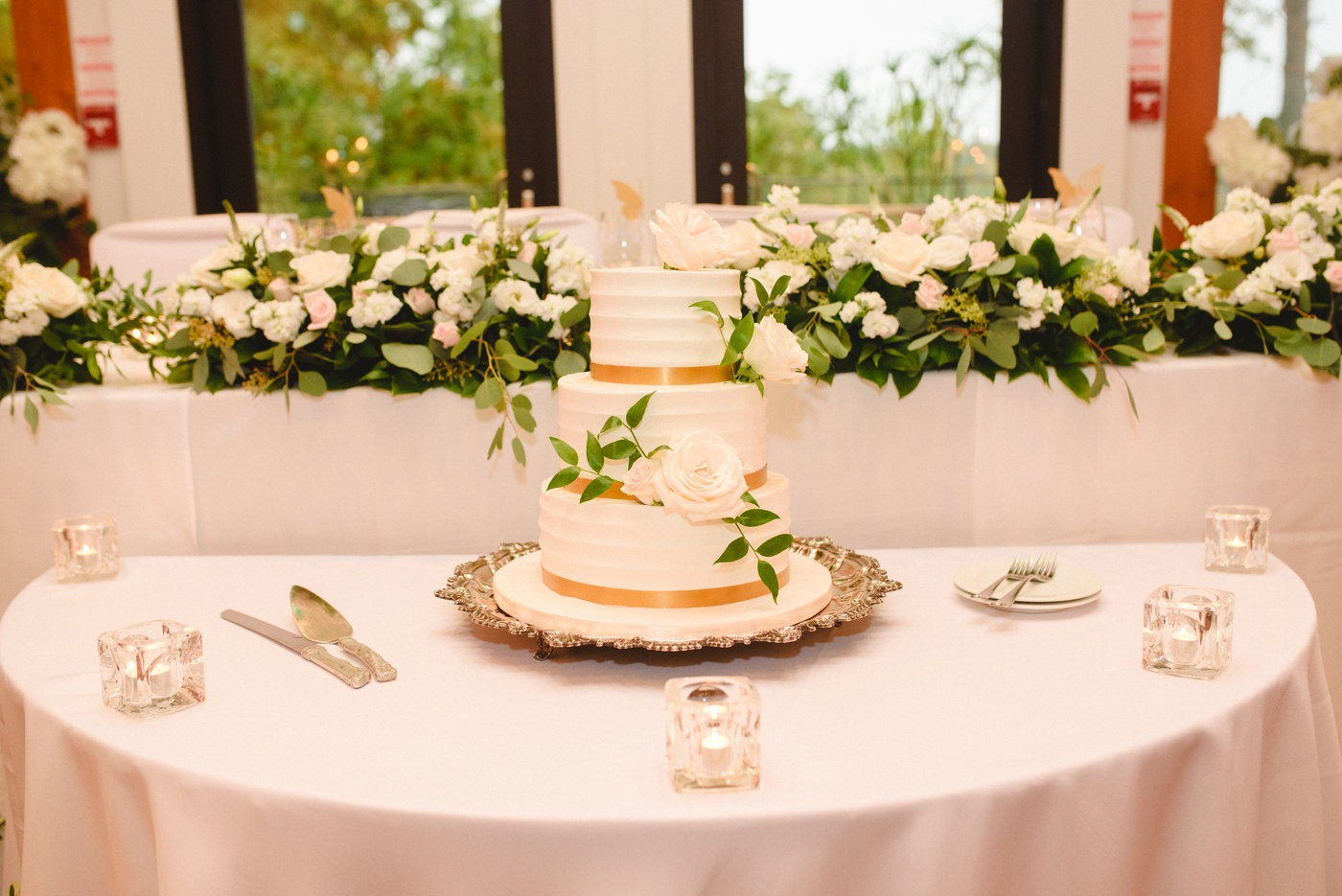 Change & Wei Wedding-Sense Events-多伦多婚礼策-WEDDING CAKE