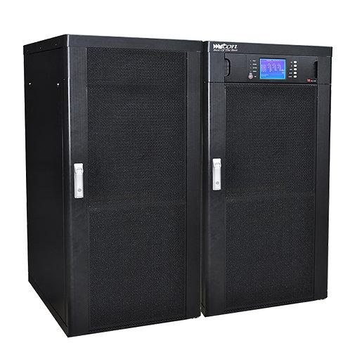 Onduleur 30KVA Online Triphasé (380v)  avec armoire externe