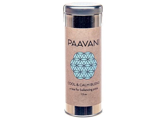 Paavani Cool & Calm Blend Tea
