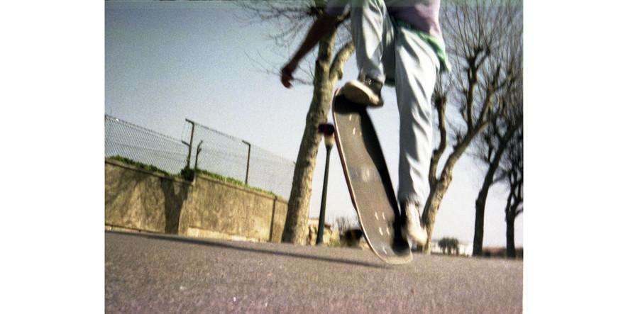 pedro fazer skate