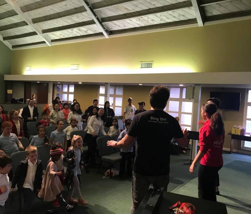 MUSYCA Friendship Concert with Natura Glee Club