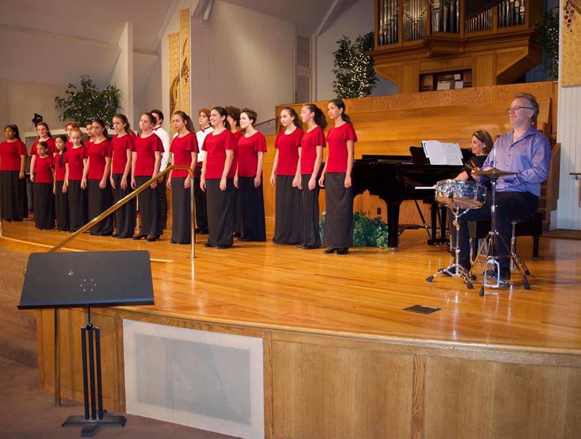 MUSYCA Children's Choir performs for AGC
