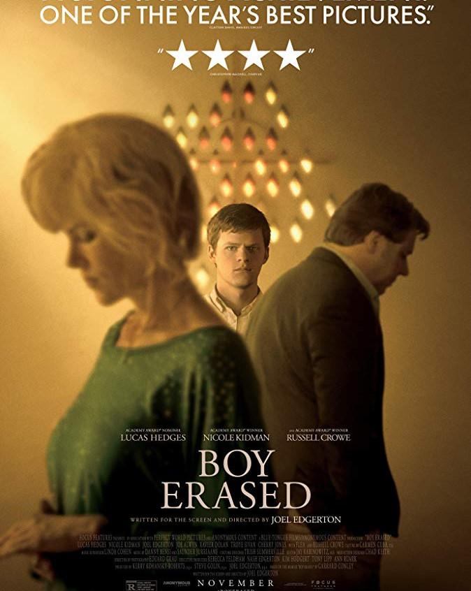 Boy Erased poster