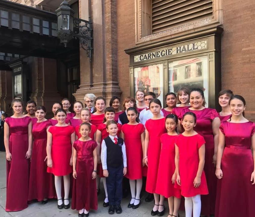 MUSYCA at Carnegie Hall 2017