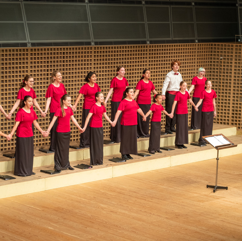 MUSYCA sings at Kyoto Concert Hall
