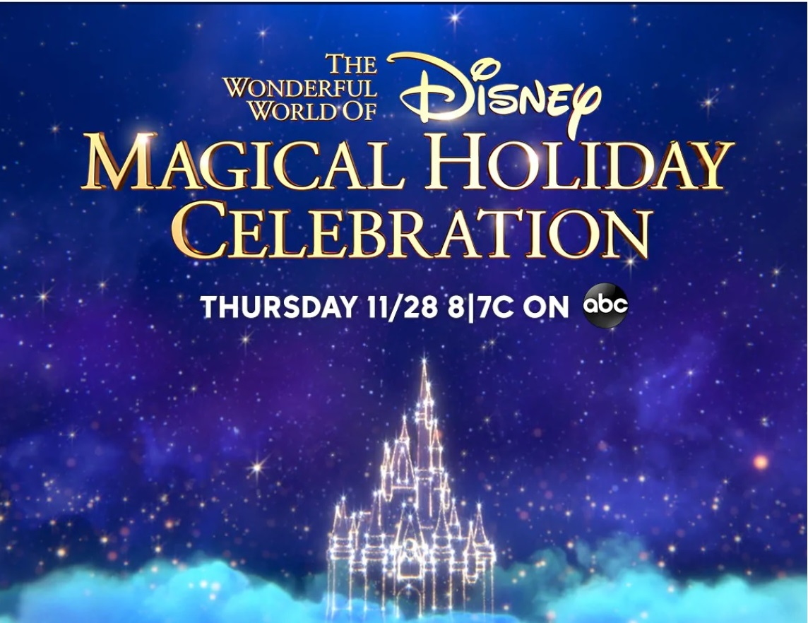 Disney Holiday Special ABC ad