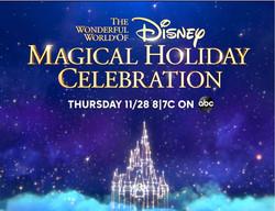 Disney Holiday Special ABC ad