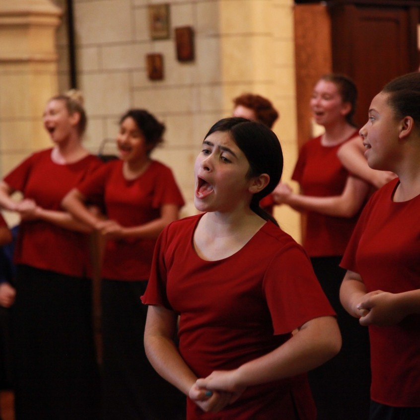 MUSYCA sings in Auckland NZ