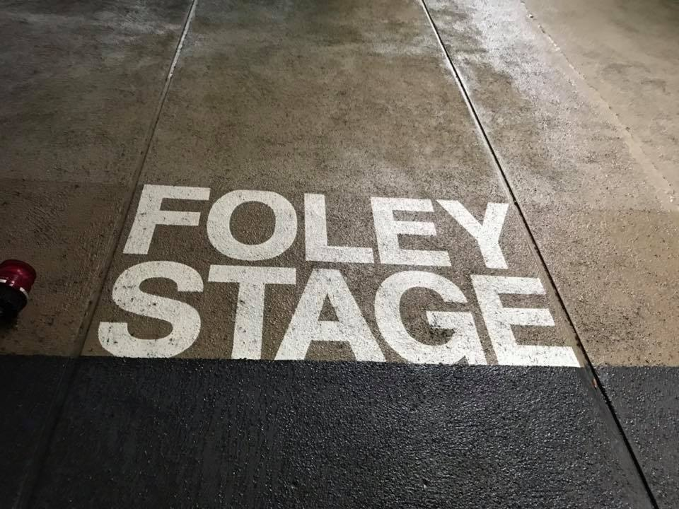 Foley Stage