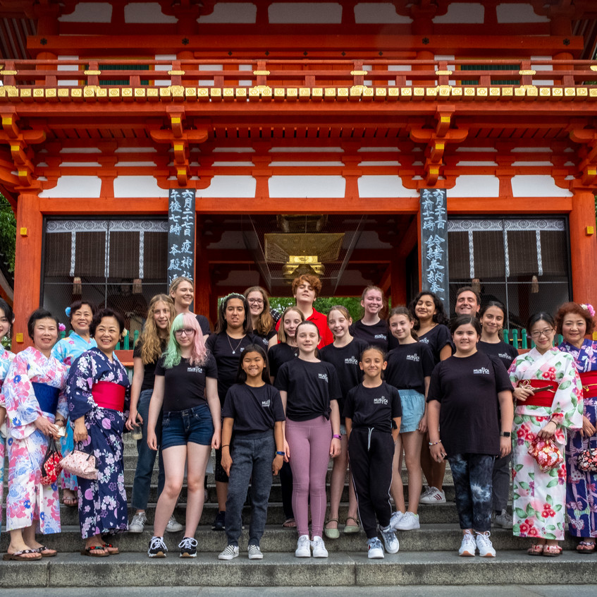 MUSYCA in Kyoto, 2019