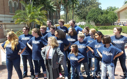 MUSYCA Childrens Choir with Broadway MATILDA star, Music Director, and Choreographer USC