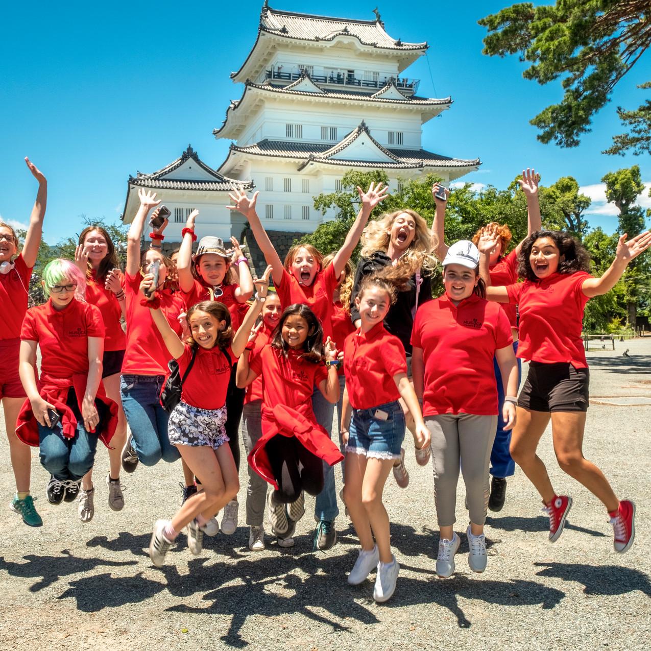 MUSYCA at Odawara Castle, Japan 2019