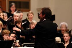 Burbank Chorale performance