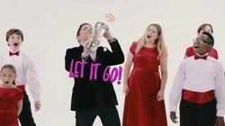 Let It Go, MUSYCA Children Choir with Dave Koz