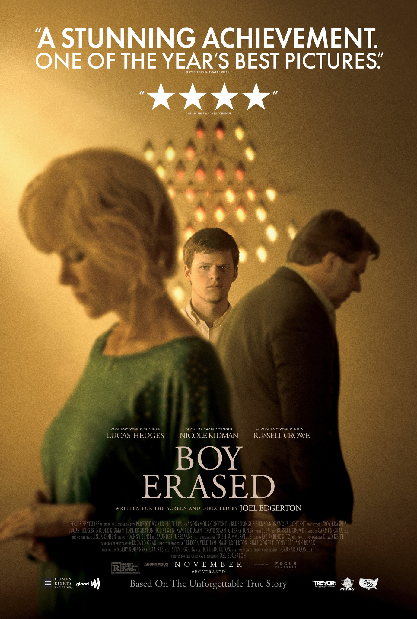 Boy Erased Movie